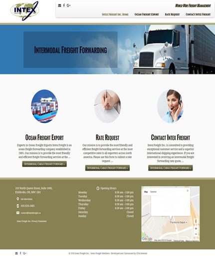 Website Design Portfolio Website Design Ontario